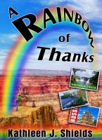 A Rainbow of Thanks book