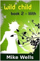 Wild Child 2 cover - Lilith - with border
