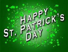 St. Patrick's Day slogan