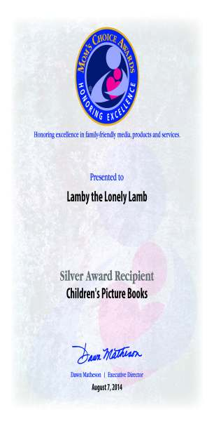 Lamby Award