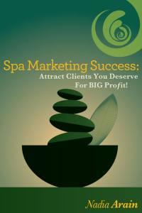 spa marketing success