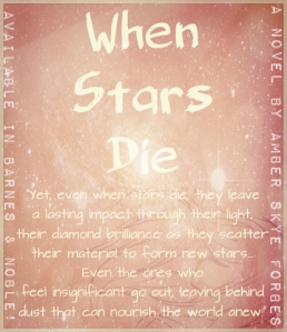 When Stars Die Graphic 3