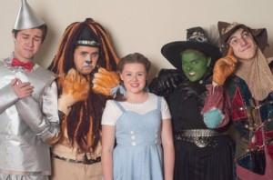 Wiz Oz Cast