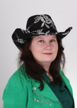 7x5Natalie1559greenjacket cowboy hat