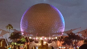 Disney Spaceship
