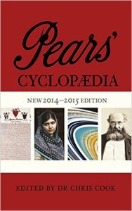Pears Encyclopedia