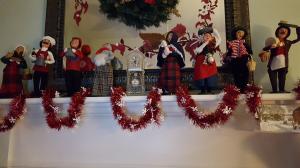 Christmas figures