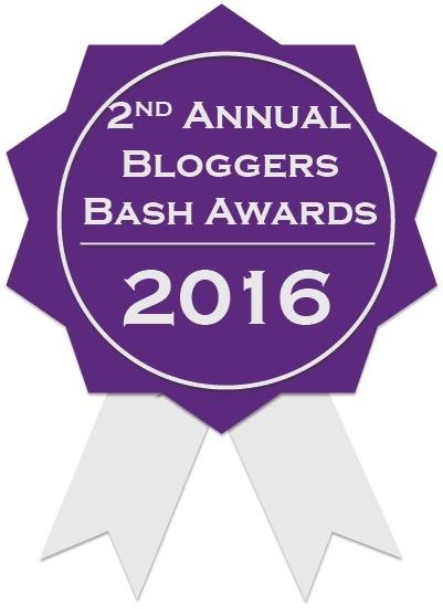 Bloggers Bash 2016 Awards Logo