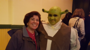 Me and Shrek