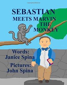 Sebastian Meets Marvin the Monkey