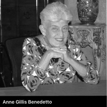 Anne Gillis Benedetto BlWt