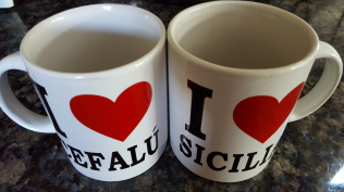Coffee mugs Cefalu