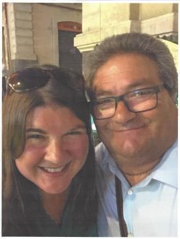 Cristina and Antonio
