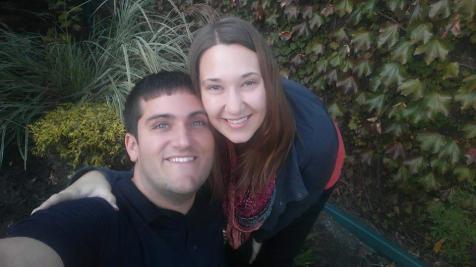 CC Warrens and husband