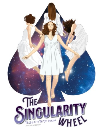 Mike Fedison book The Singularity Wheel