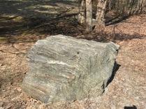 lopsided rock
