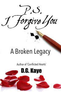 Interview with Author D.G. Kaye!