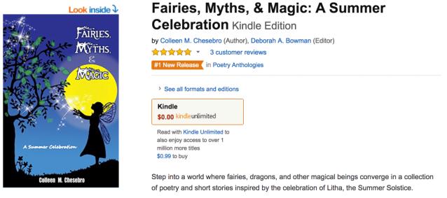 Fairies Myths Magic CMC