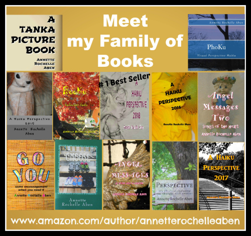 Interview with Author Annette Rochelle Aben!