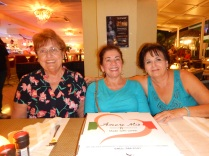Friends in Aruba 2018 Shirl, Trish