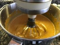 pie mixing