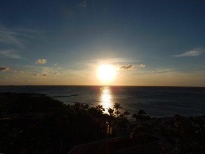 Sunset Aruba 2018 2