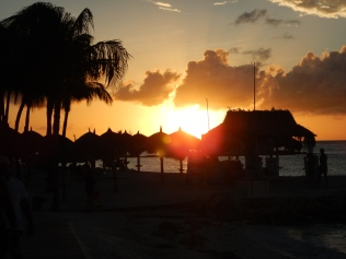 Sunset Aruba 2018 6