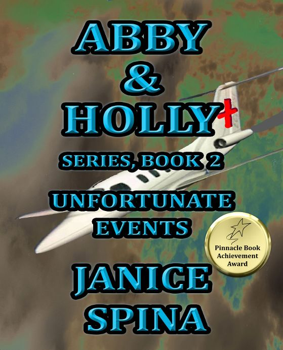 Abby & Holly Book 2 Award Cover