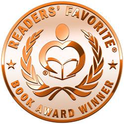 Readers' Favorite Book Award Bronze Medal