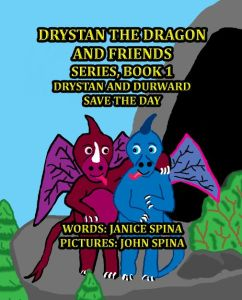 Purchase Link: Drystan the Dragon and Friends Series, Book 1