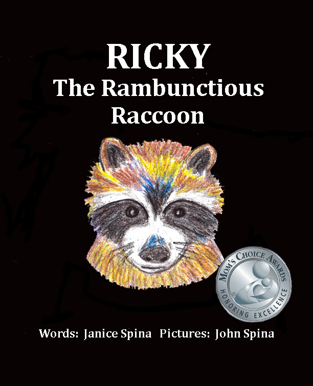 RICKY THE RAMBUNCTIOUS RACCOON