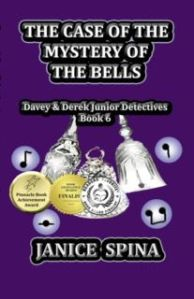 DAVEY & DEREK JUNIOR DETECTIVES SERIES BOOK 6: THE CASE OF THE MYSTERY OF THE BELLS