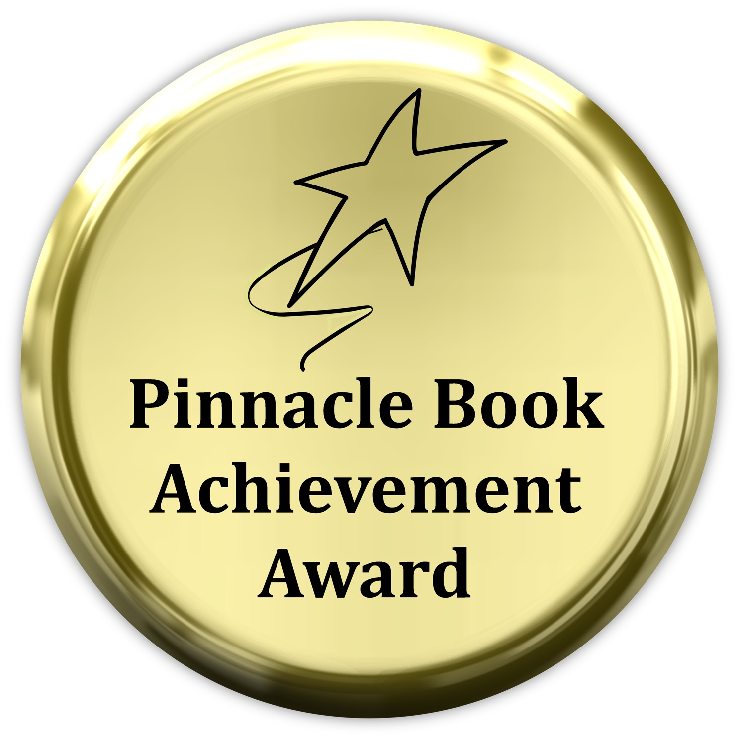 PINNACLE BOOK ACHIEVEMENT AWARD WINNER!