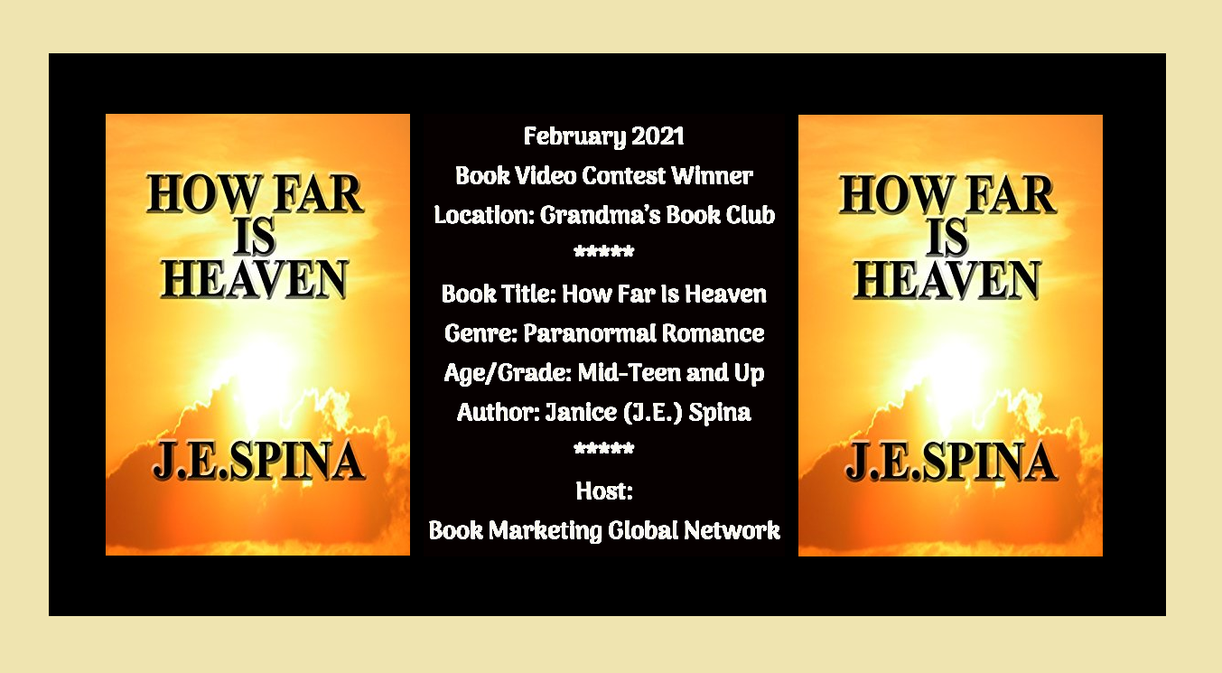 How Far Is Heaven - Book Marketing Global Network - Video Award
