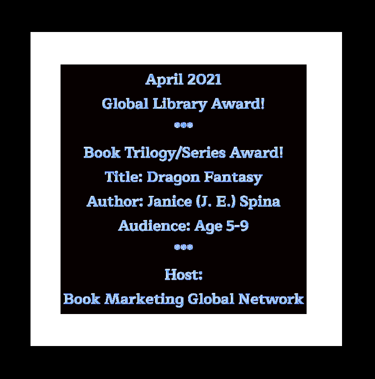 Drystan the Dragon and Friends Series Books 1-5 - Children Series Award - Book Marketing Global Network