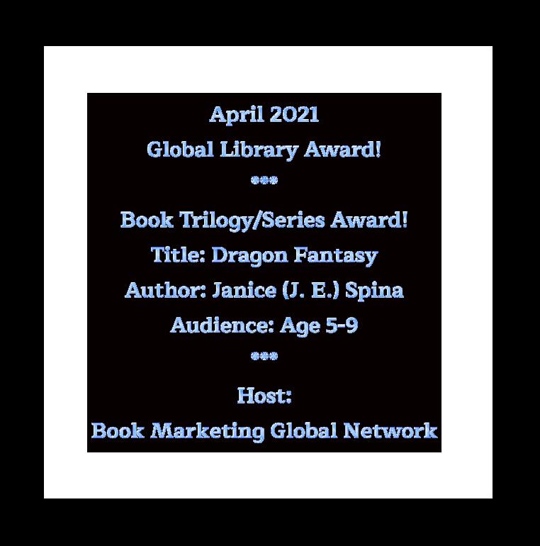 Drystan the Dragon and Friends Series Books 1-5 - Children Series Award - Book Marketing Global Network