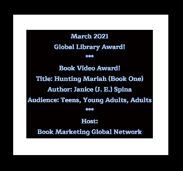 Hunting Mariah - Video Contest Winner - Book Marketing Global Network