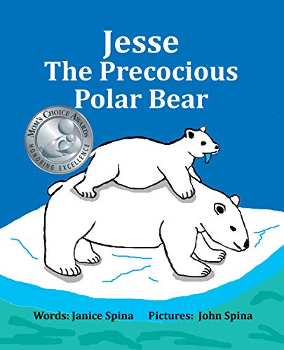 Jesse the Precocious Polar Bear MCA Winner
