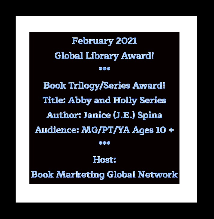 Abby & Holly Series Books 1-6 - Book Series Award - Boon Marketing Global Network